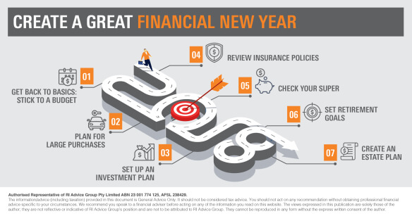 Create a great financial new year