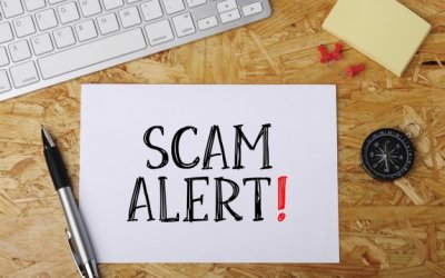 Identify scams and stay safe!!