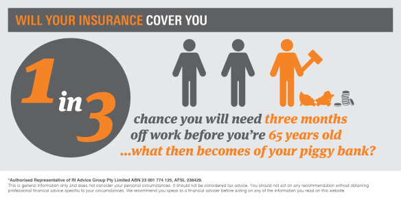 Why super insurance isn't always enough